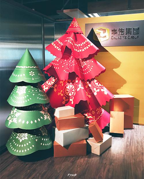 中佑集團-辦公室聖誕佈置-封面