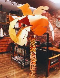 LOUISA咖啡廳-店面佈置-圖2