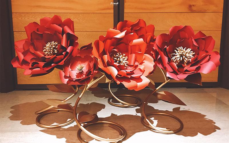 禧元堂燕窩-桌花裝飾設計-封面