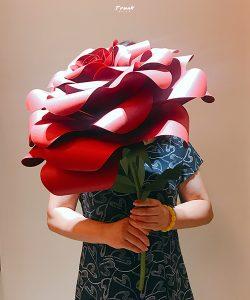 手拿花-玫瑰-圖2