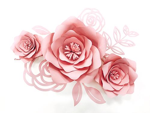 紙花裝飾-圖2