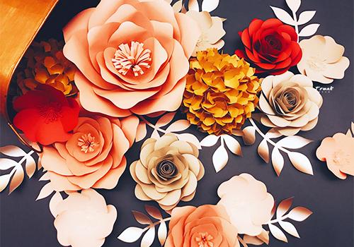 紙花裝飾-圖6