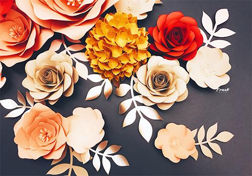 紙花裝飾-圖7