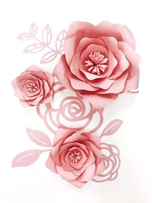 紙花裝飾-圖1