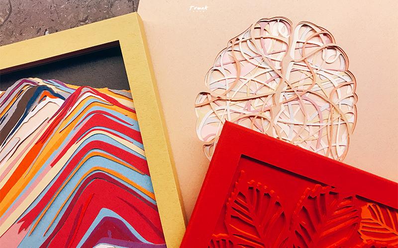 紙雕禮品-封面