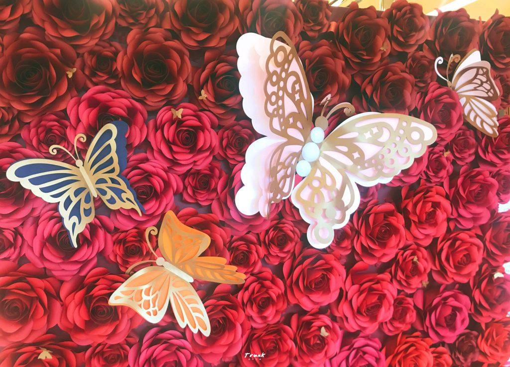 SOGO蝴蝶展-紙藝設計佈置-圖4