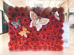 SOGO蝴蝶展-紙藝設計佈置-圖1