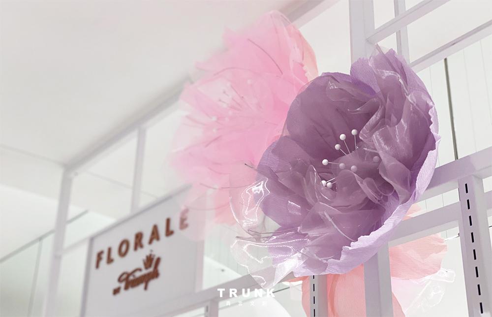 SOGO女裝樓層-內衣區裝飾佈置-圖2